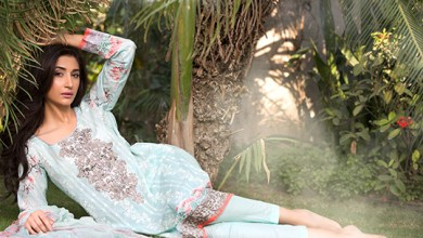 Image Lawn Summer Shalwar Kameez Dresses 2016