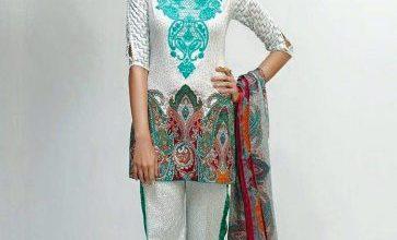 Jahanara Eid Ul Fitr Lawn Dresses Summer 2016