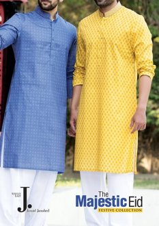 Junaid Jamshed Men Eid Dresses Summer 2016 13