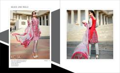 Komal Lawn Fancy Dresses By LSM Fabrics 2016 23
