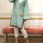 Luxury Pret Summer Collection By Ayesha Ahmed 2016 7
