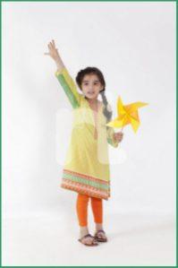 Nishat Linen Kids Eid Wear Summer 2016 4