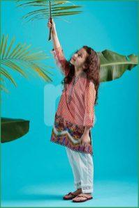 Nishat Linen Kids Eid Wear Summer 2016 7