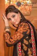 Palwasha Fabrics Eid Dresses Evening Wear 2016 2