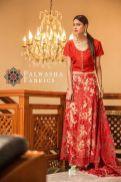 Palwasha Fabrics Eid Dresses Evening Wear 2016 3