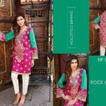 Printed Embroidered 2 Piece Lawn Collection 2016 10