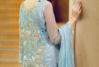 Riffat And Sana Eid Party Wear Dresses Summer 2016