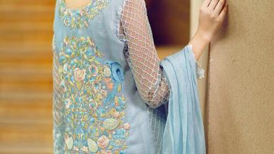 Riffat And Sana Eid Party Wear Dresses Summer 2016