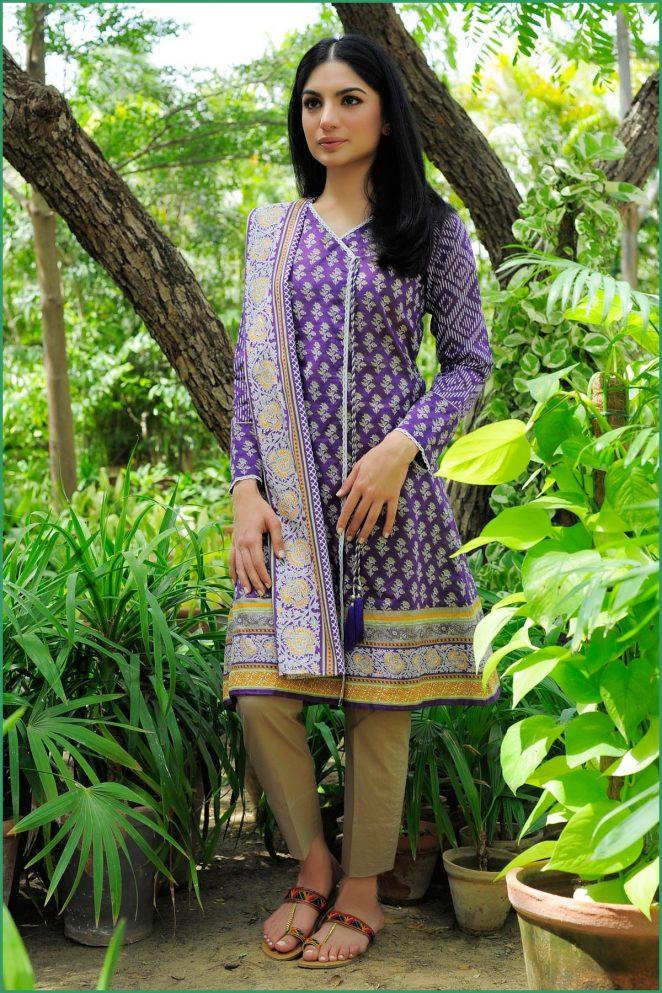 Satrangi Eid Lawn Bonanza Collection