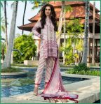 Shehla Chatoor Luxury Lawn Collection Summer 16 8
