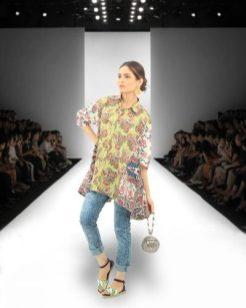 Summer Traditional Outerwear At Daraz Fashion Week 16 5