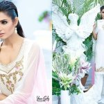 Zaheer Abbas Eid Fancy Dresses Summer 2016 3