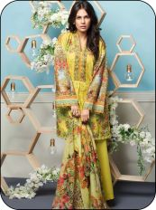 Beech Tree Fancy Eid Lawn Dresses Summer 2016 12