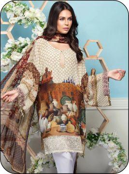 Beech Tree Fancy Eid Lawn Dresses Summer 2016 9