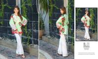 Belle 2 Piece Embroidered Eid Lawn By Charizma 2016 14