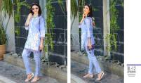 Belle 2 Piece Embroidered Eid Lawn By Charizma 2016 15