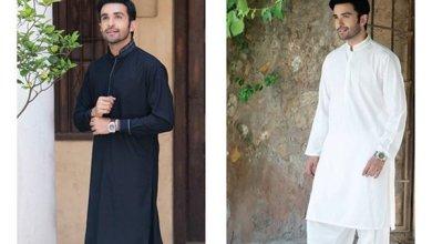 Bonanza Men Eid Kurta Shalwar