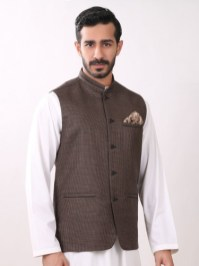 Edenrobe Eid Mens Waistcoat Collection 2016 10