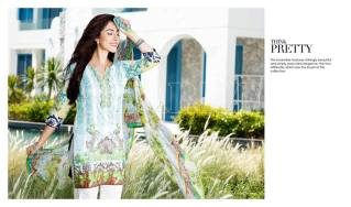 Embroidered Fancy Eid Lawn By Charizma 2016 4