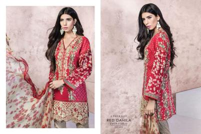 Ethnic Outfitters Luxury Eid Dresses 2016 16