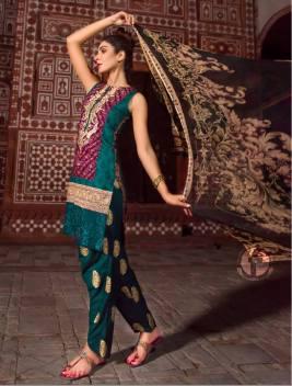 Excelencia Eid Festive Collection By Firdous Cloth Mills 2016 12