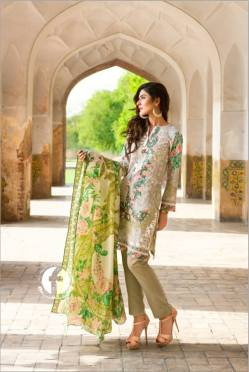 Excelencia Eid Festive Collection By Firdous Cloth Mills 2016 3