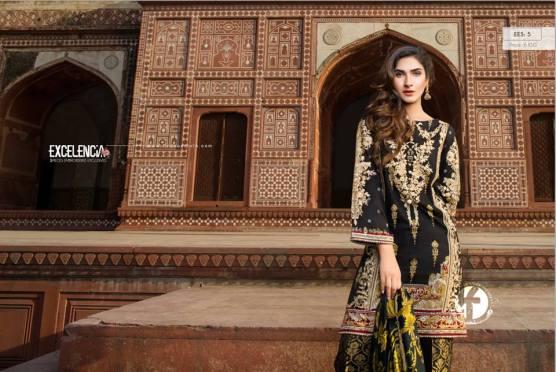 Excelencia Eid Festive Collection By Firdous Cloth Mills 2016 4
