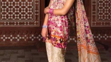Excelencia Eid Festive Collection By Firdous Cloth Mills 2016