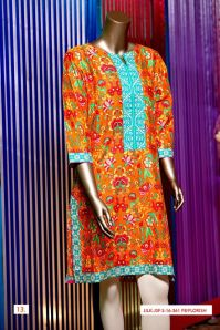 Junaid Jamshed Pret Eid Dresses Colorful Collection 2016 13