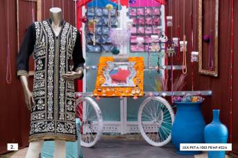 Junaid Jamshed Pret Eid Dresses Colorful Collection 2016 3