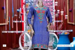 Junaid Jamshed Pret Eid Dresses Colorful Collection 2016 5