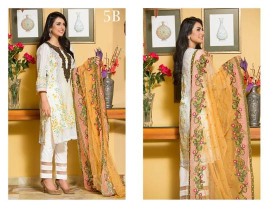 Kalyan Limited Eid Collection ZS Textiles 2016 13