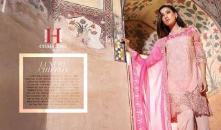 Luxury Chiffon Eid Collection Vol-2 Charizma 2016 4