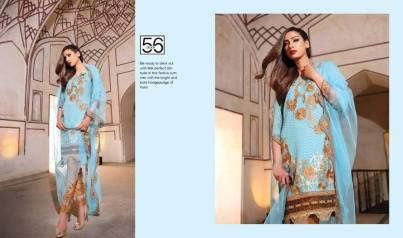 Luxury Chiffon Eid Collection Vol-2 Charizma 2016 8
