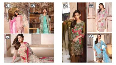 Luxury Chiffon Eid Collection