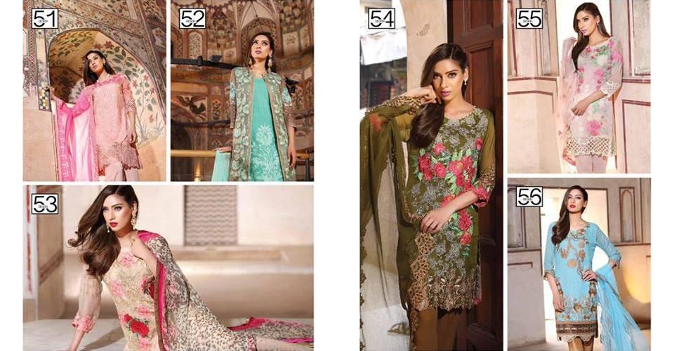 Luxury Chiffon Eid Collection