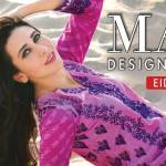 Mahae Embroidered Eid Lawn By Shariq Textiles 2016