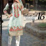 Mausummery Festive Eid Dresses Summer 2016 4