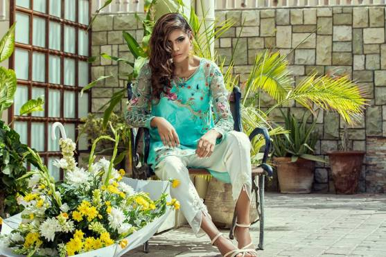 Naadia Farooqui Eid Luxury Dresses