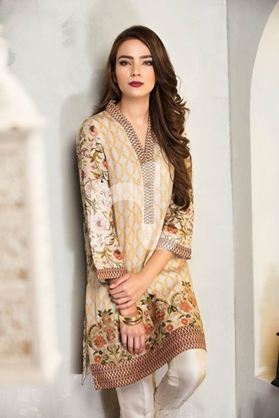 Nishat Linen pret Eid Collection