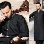 Rivaj Fabrics Men Semi Stitched Eid Collection 2016 10