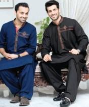 Rivaj Fabrics Men Semi Stitched Eid Collection 2016 4