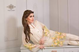 Saira Habib Eid Lawn Festive Season Dresses 2016 5