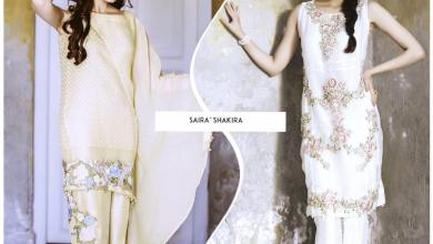 Saira Shakira Fancy Eid Collection