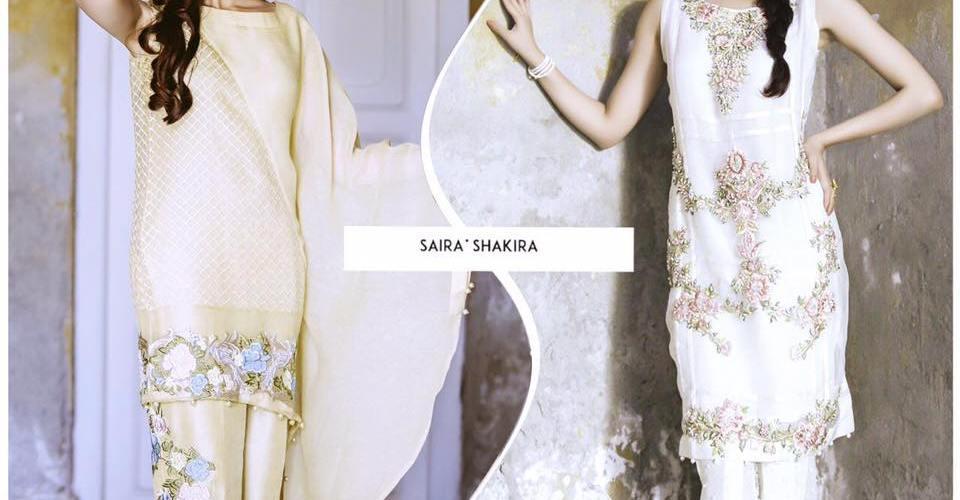 Saira Shakira Fancy Eid Collection