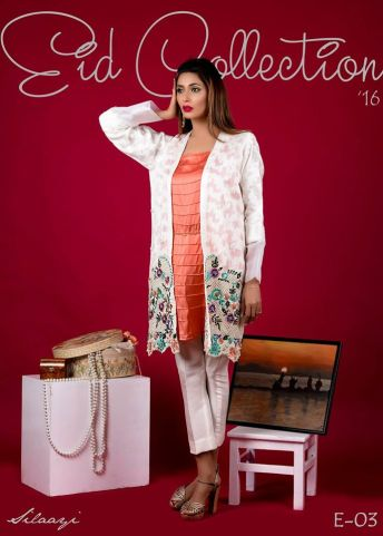 Silaayi Eid Luxury Collection Summer Pret Dresses 2016 5
