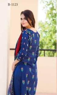 Barkha Crinkle Chiffon Summer Dresses 2016 3