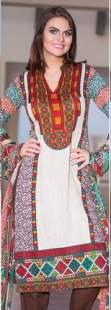 Barkha Crinkle Chiffon Summer Dresses 2016 4