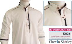 Chevin Shirley Eid Men Kurta Shalwar Dresses 2016 6