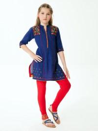 Edenrobe Kids Kurti Autumn Season Dresses 2016
